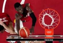 Словения победила Германию и вышла в полуфинал мужского турнира по баскетболу на ОИ в Токио