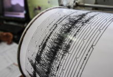 У берегов Японии произошло землетрясение магнитудой 5,8