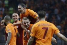 «Галатасарай» победил «Лацио» в матче Лиги Европы