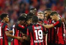 «Байер» обыграл «Ференцварош» в Лиге Европы