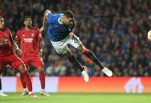 «Лион» обыграл «Рейнджерс» в Лиге Европы