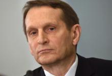 Нарышкин проголосовал на выборах в Госдуму в Тверской области