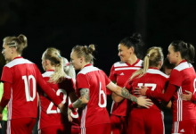 Женская сборная России по футболу обыграла Азербайджан на старте отбора ЧМ-2023