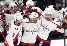 В НХЛ могут вернуться к вопросу проведения матчей «Вашингтона» в России
