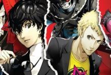 Фанаты проголосовали за любимых персонажей Persona 5