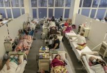На Украине выявили 6234 случая коронавируса за сутки