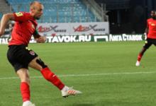Глушаков забил в четвёртом матче подряд