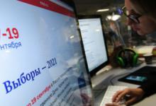 В Москве свыше 95% зарегистрированных граждан проголосовали онлайн