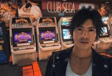 Герой Lost Judgment может сыграть в 20 классических ретро-игр