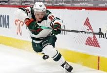 В США перепутали команду, за которую Капризов играл перед переездом в НХЛ