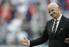 Инфантино заявил, что Россия провела лучший ЧМ по футболу