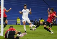 «Реал» разгромил «Мальорку» в матче чемпионата Испании по футболу