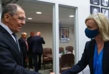 Новый глава МИД Британии провёл встречу с Лавровым