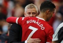 Сульшер рассказал, почему Роналду не играл в матче с «Вест Хэмом»