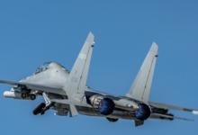 Лётчики-истребители Северного флота провели учения на Крайнем Севере