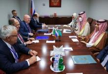 Лавров провёл переговоры с главой МИД Саудовской Аравии
