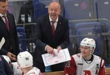 ХК «Локомотив» уволил главного тренера