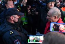 В МВД Москвы прокомментировали несогласованную акцию на Пушкинской площади