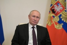 Встреча Путина с лидерами прошедших в Госдуму партий