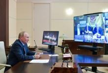 «Рассчитываю на совместную работу в интересах России»: о чём Путин говорил на встрече с лидерами прошедших в Думу партий