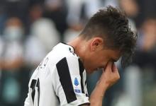 Дибала в слезах покинул поле после травмы в матче с «Сампдорией»