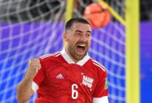 «Кристалл» в шестой раз выиграл Кубок России по пляжному футболу