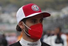 Джовинацци заявил, что проводил этап Гран-при «Формулы-1» в Сочи без радиосвязи