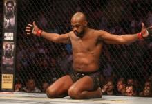 Джонс потерял первую позицию в рейтинге лучших бойцов UFC