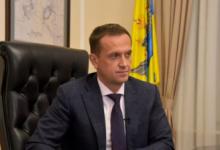 Мэр Оренбурга Владимир Ильиных написал заявление об отставке