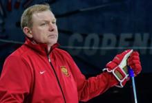Жамнов планирует пригласить Набокова в тренерский штаб сборной России