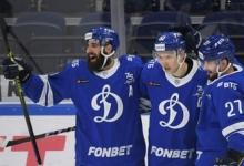 «Динамо» обыграло «Спартак» в матче КХЛ, Шипачёв набрал пять очков