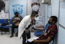 В Бразилии за сутки выявили более 15 тысяч случаев коронавируса
