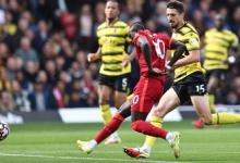 «Ливерпуль» разгромил в матче АПЛ «Уотфорд»