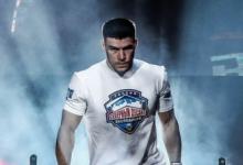Эдгард Запашный поздравил Немкова сзащитой титула чемпиона Bellator в полутяжёлом весе