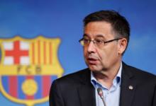 «Барселона» может подать в суд на бывшего президента клуба Бартомеу