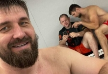Минаков: хочу вернуть назад пояс чемпиона Bellator