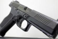 РИА Новости: МВД приняло на вооружение пистолет Лебедева