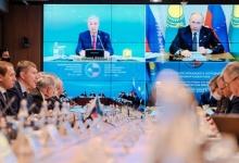 Зелёный рост, вода и редкие животные: Россия и Казахстан развивают сотрудничество в области экологии