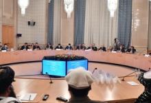 Пресс-подход участников третьего заседания Московского формата консультаций по Афганистану