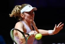 Александрова победила украинку Калинину и вышла в четвертьфинал Кубка Кремля