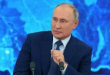 В Кремле подтвердили планы провести ежегодную большую пресс-конференцию Путина