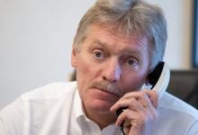 Песков заявил, что дата и место встречи Путина и Вучича определены