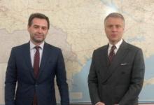 Глава МИД Молдавии обсудил с «Нафтогазом» бесперебойные поставки газа