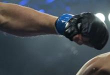 Осетров проиграл удушающим Ли на Bellator 269 в Москве
