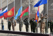 В Таджикистане завершились учения ОДКБ