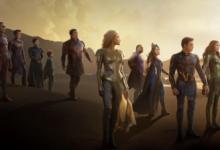 «Колоссальные масштабы» и «сексуально-романтический динамизм»: что критики говорят о фильме Marvel «Вечные»