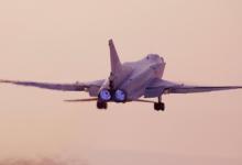Два бомбардировщика Ту-22М3 совершили плановый полёт над Чёрным морем
