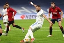 «Реал» сыграл вничью с «Осасуной» в матче Примеры